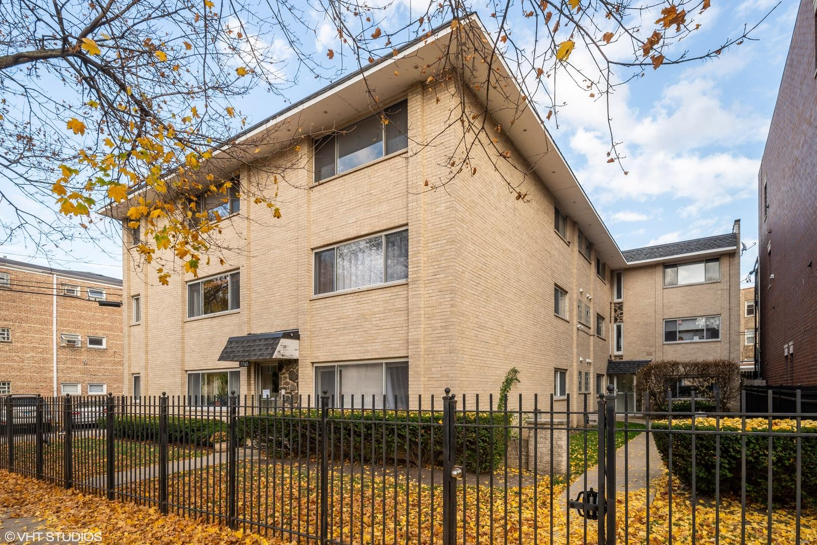 5543 N Campbell Avenue #1C, Chicago, IL 60625 - #: 10929699