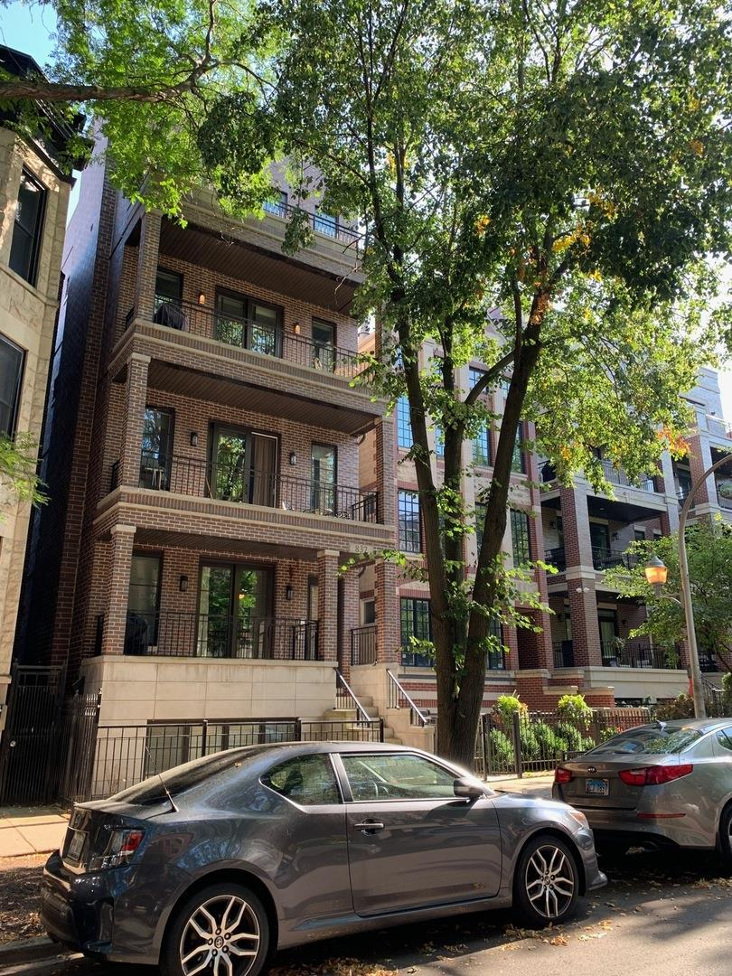 837 W Buckingham Place #2, Chicago, IL 60657 - #: 11017699