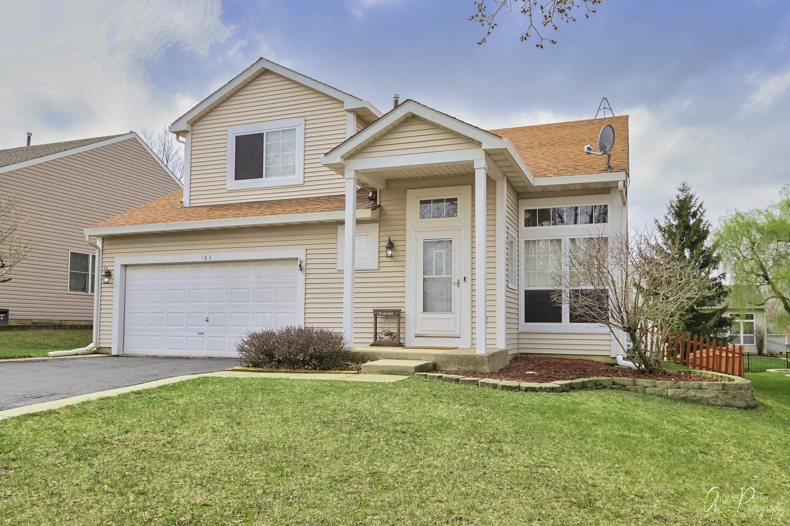 183 Cool Stone Bend, Lake in the Hills, IL 60156 - #: 11047701