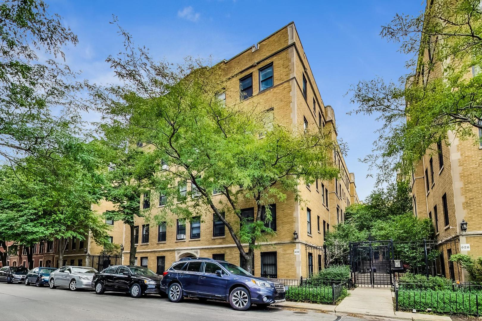 630 W Waveland Avenue #1E, Chicago, IL 60613 - #: 10863702