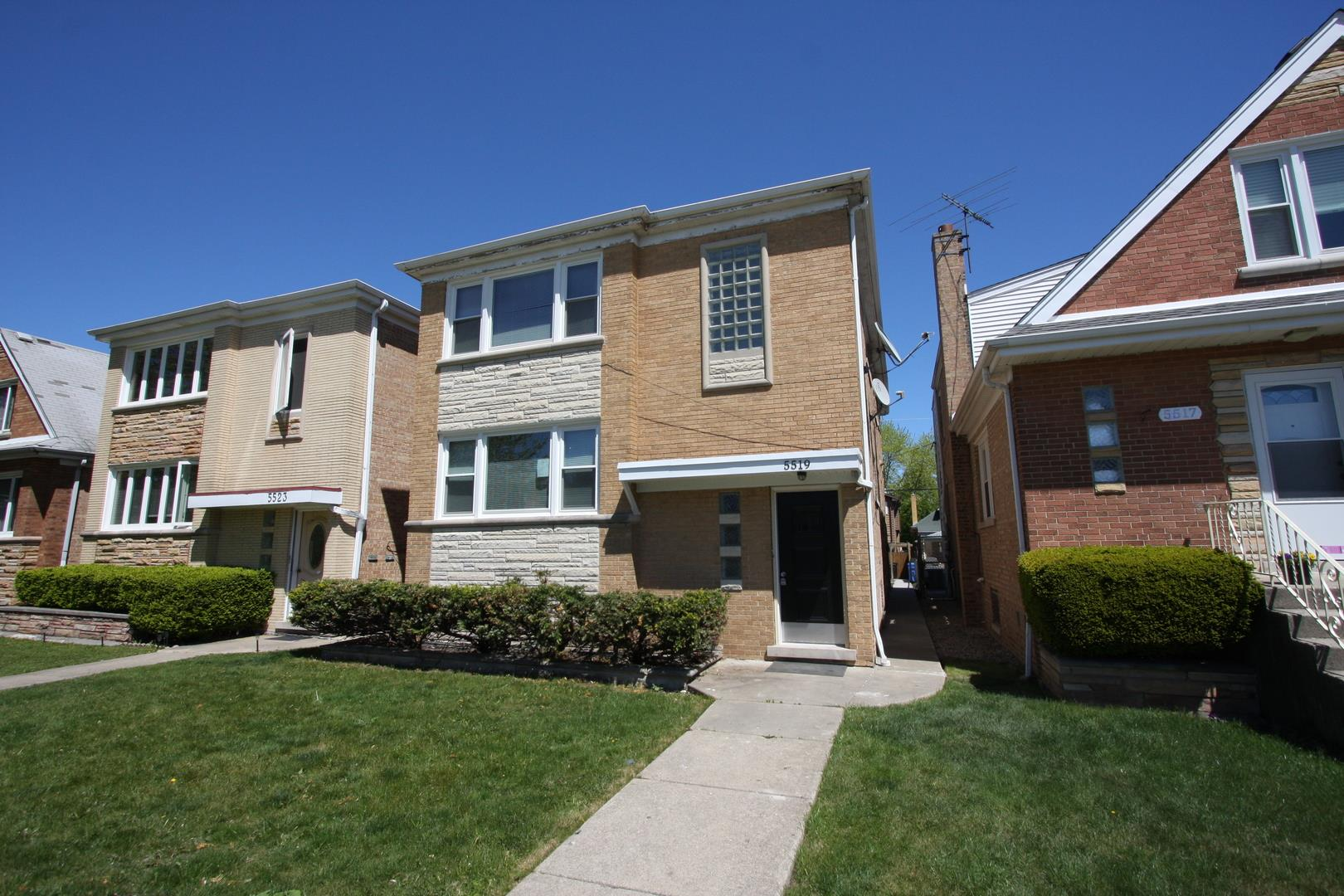 5519 N major Avenue, Chicago, IL 60630 - #: 11077702
