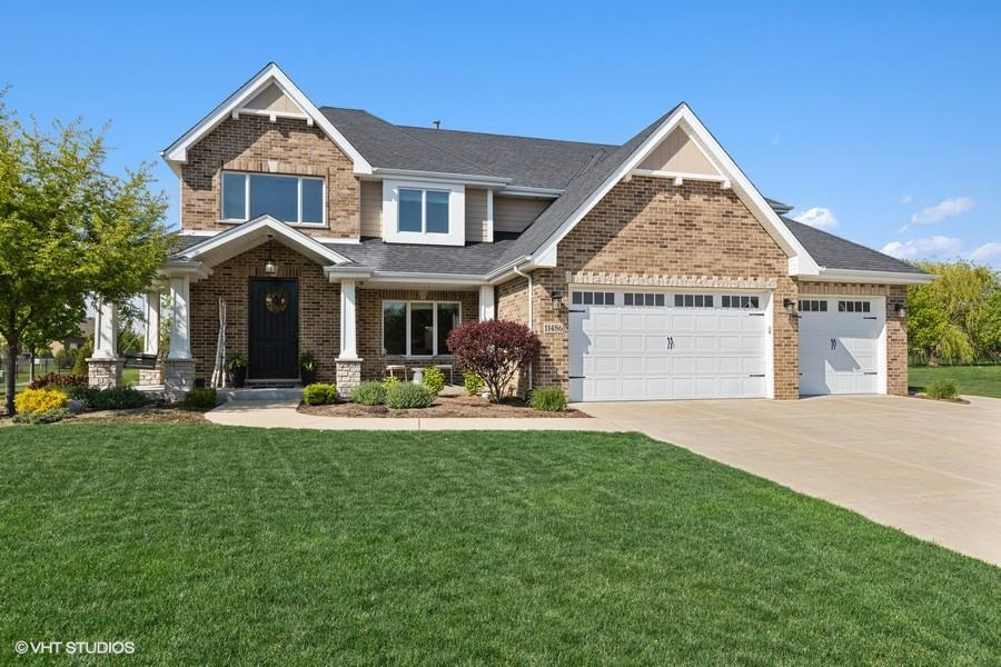 11486 Amhearst Court, Frankfort, IL 60423 - #: 11076703