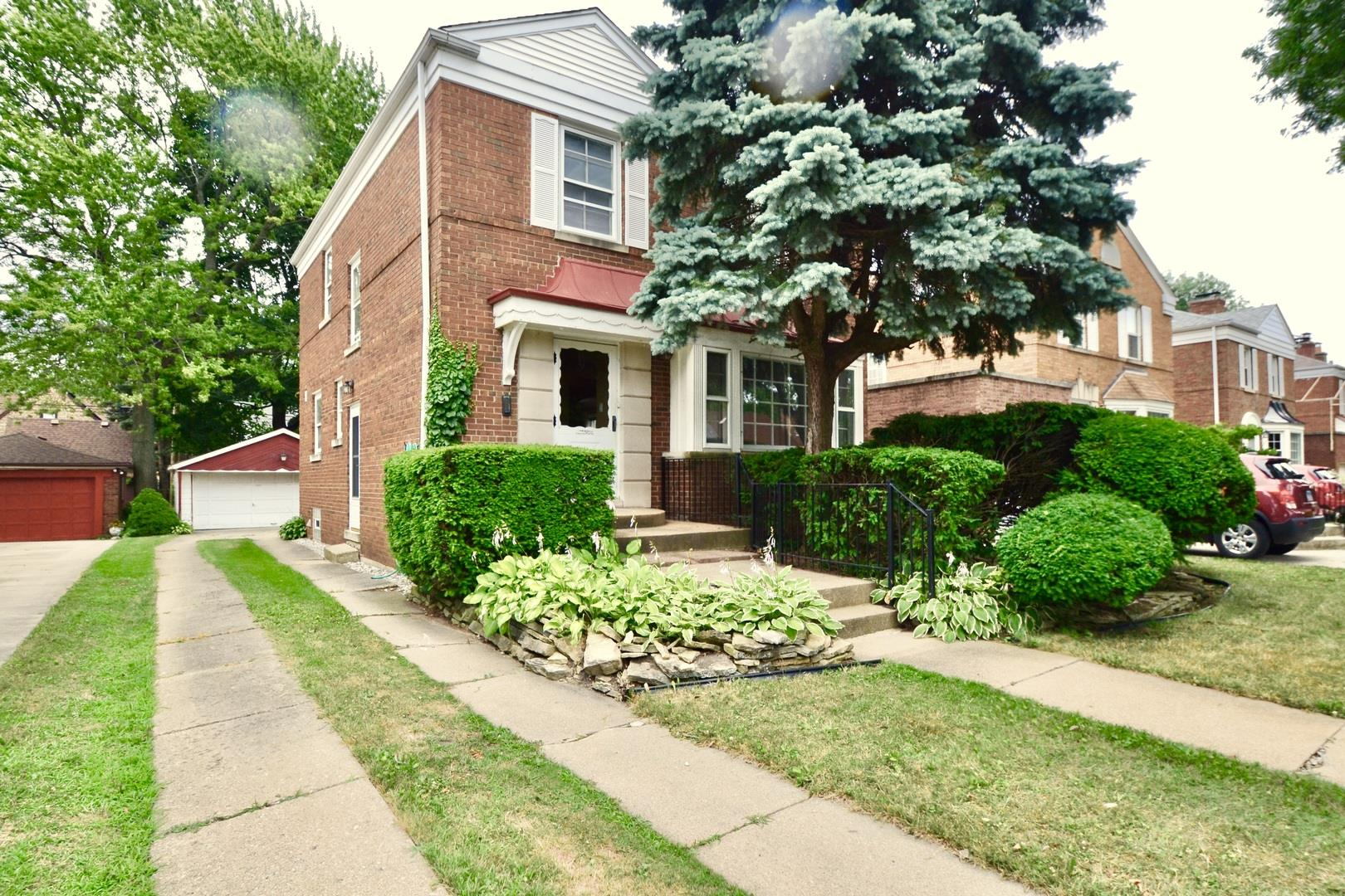 9611 S Oakley Avenue, Chicago, IL 60643 - #: 10944704