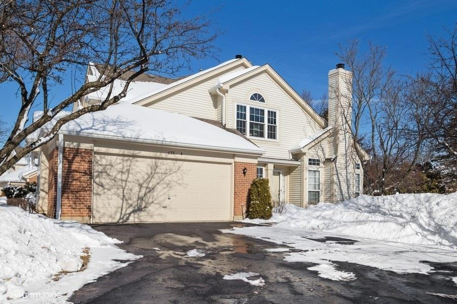 438 Cromwell Circle #4, Bartlett, IL 60103 - #: 10988706