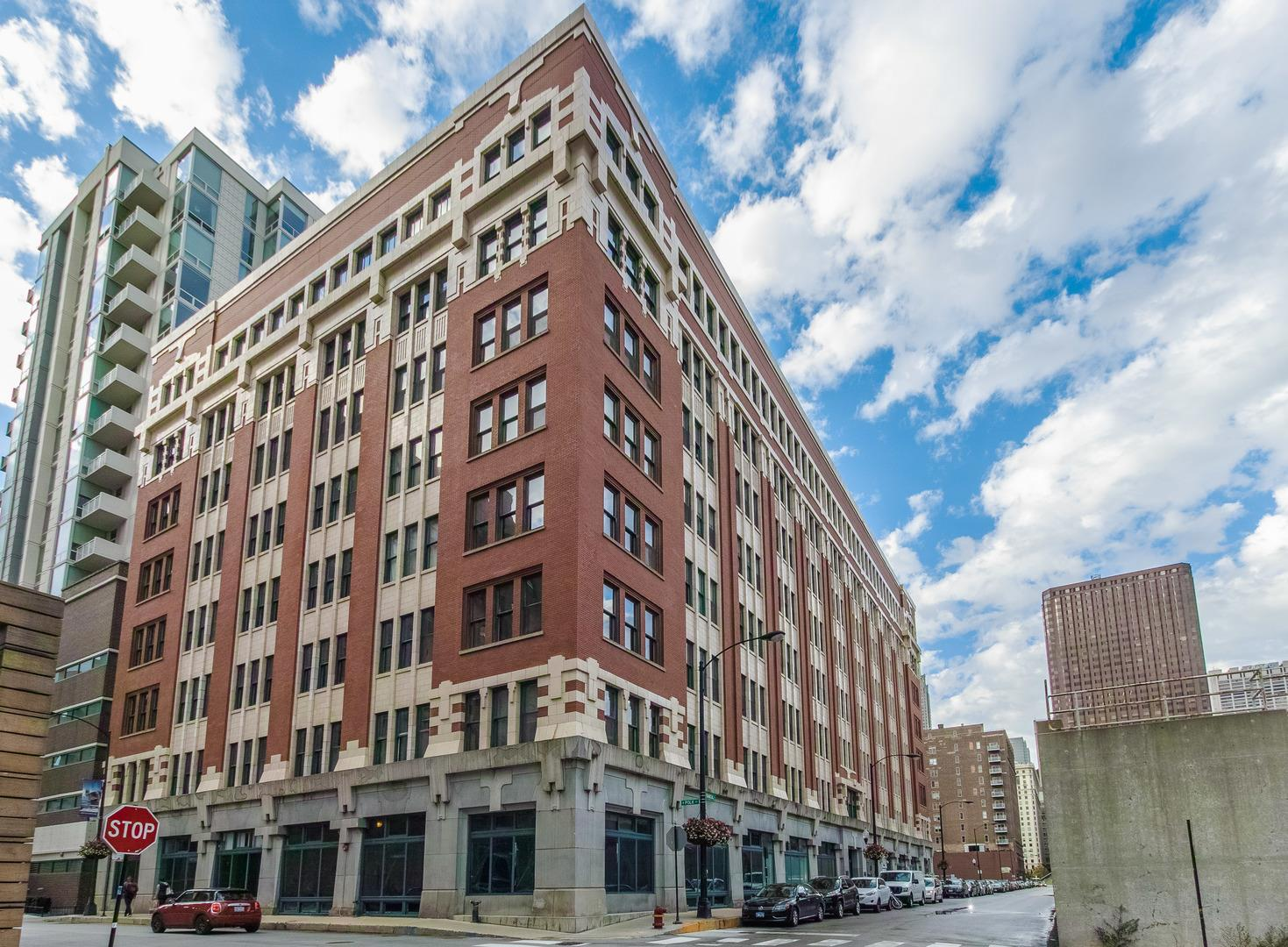 732 S Financial Place #304, Chicago, IL 60605 - #: 10907708