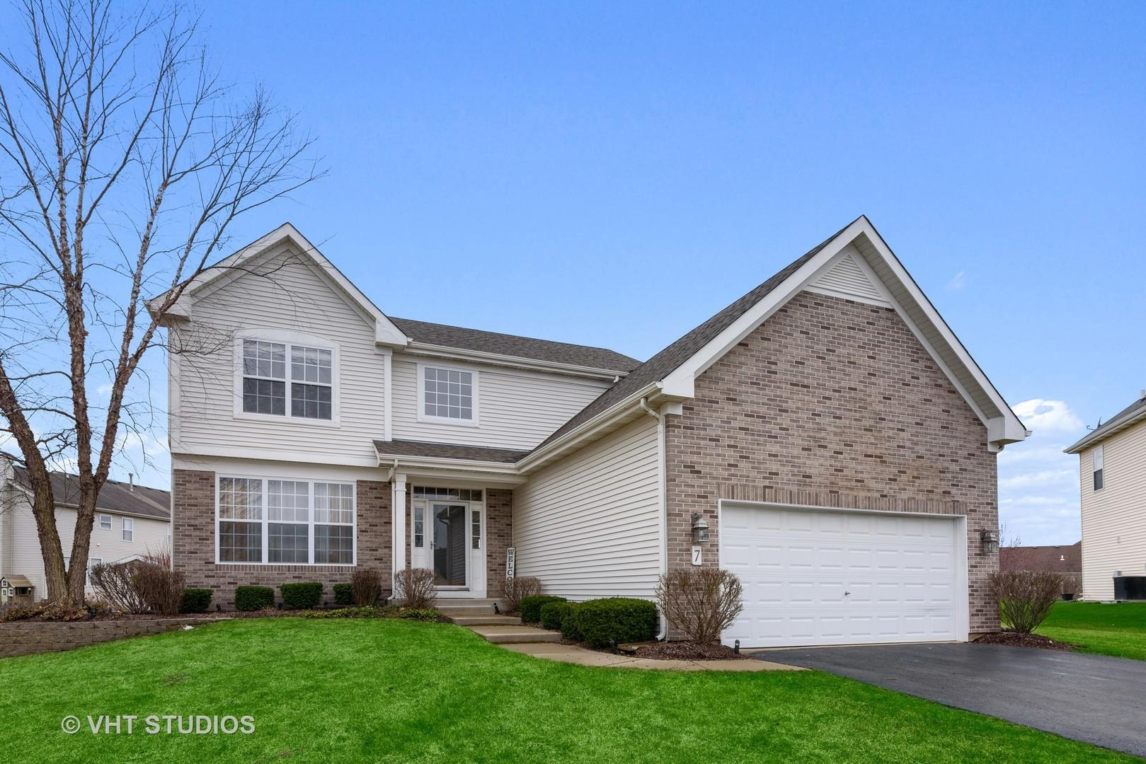 7 Lake Plumleigh Court, Algonquin, IL 60102 - #: 10675711