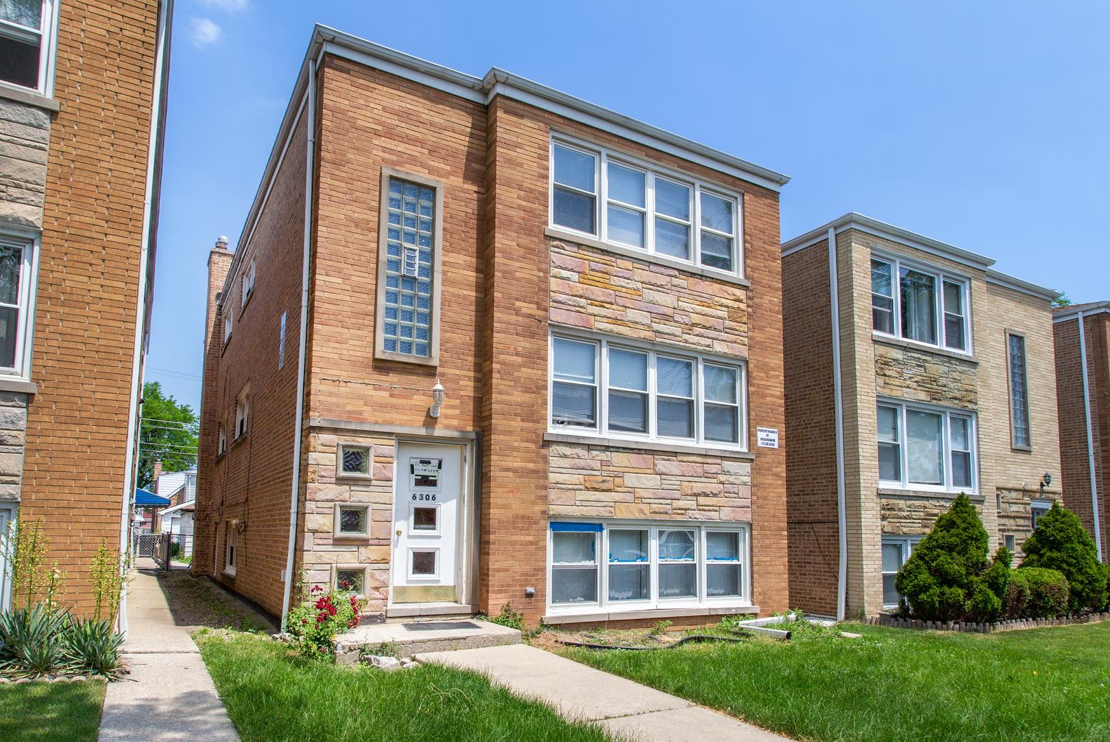 6306 W Belmont Avenue, Chicago, IL 60634 - #: 10882711
