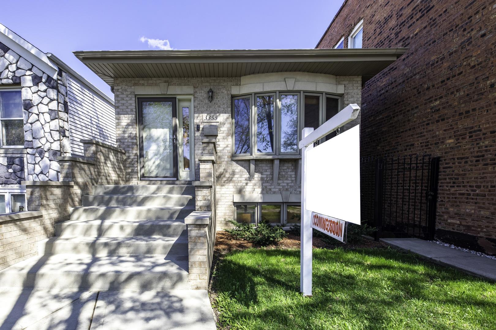 3355 S Oakley Avenue, Chicago, IL 60608 - #: 11052712