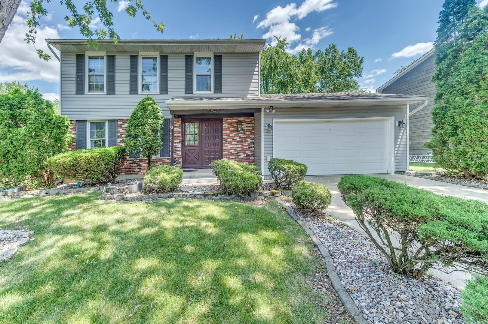 19949 S Rosewood Drive, Frankfort, IL 60423 - #: 11164713