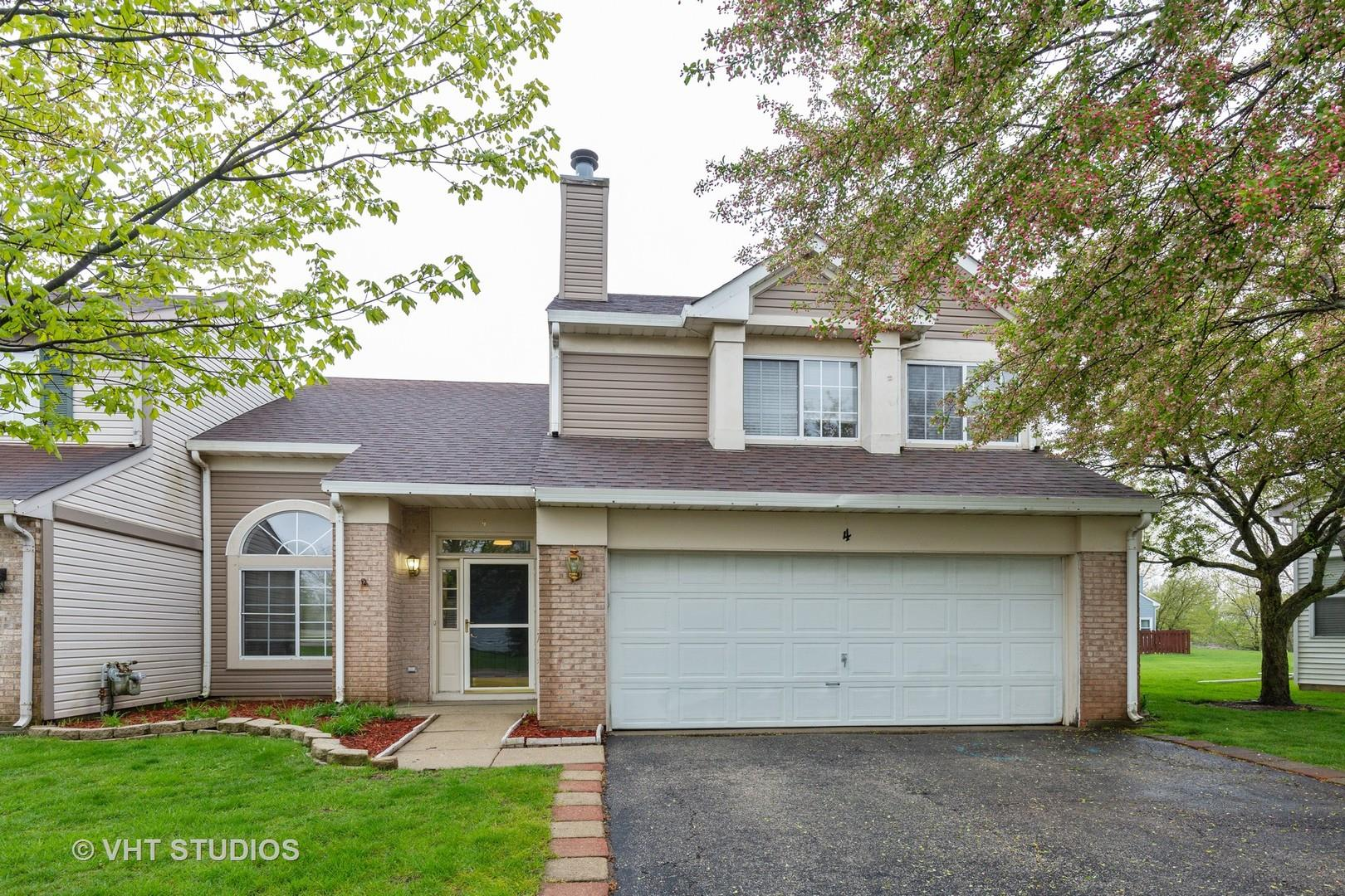 4 HOLLYHOCK Court, Lake in the Hills, IL 60156 - #: 10716714