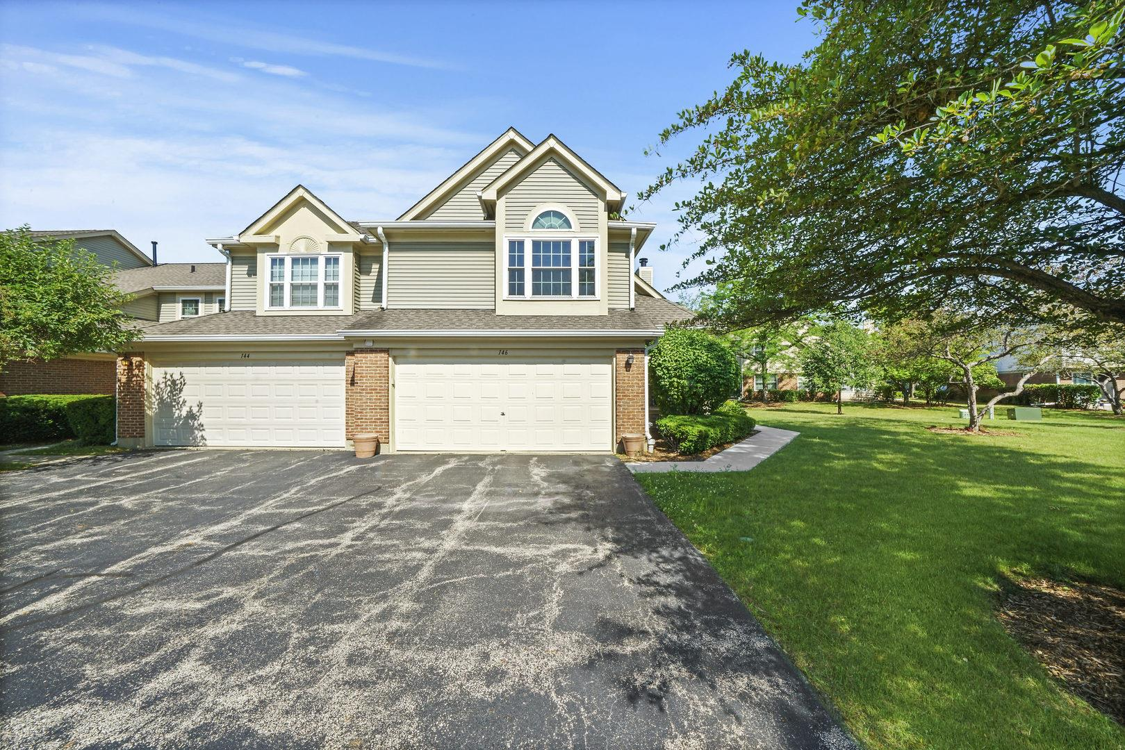 146 N WHITE BRANCH Court #146, Schaumburg, IL 60194 - #: 10798714