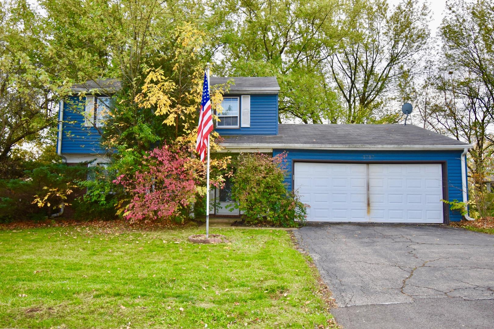 1717 Epping Place, Schaumburg, IL 60194 - #: 10913715