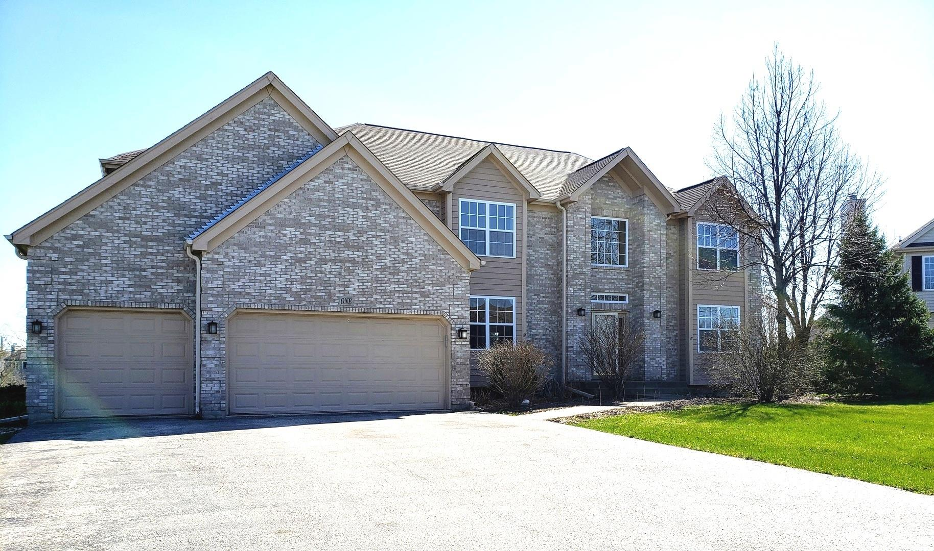 1 Blackwolf Court, Algonquin, IL 60102 - #: 10710716