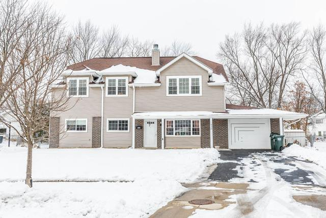620 W Berkley Lane, Hoffman Estates, IL 60169 - #: 11001717