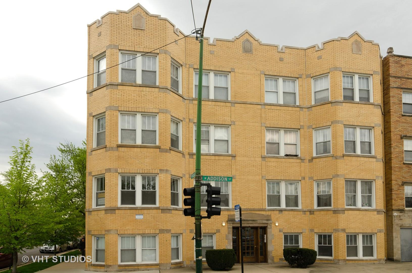 4201 W Addison Street #3B, Chicago, IL 60641 - #: 10851718