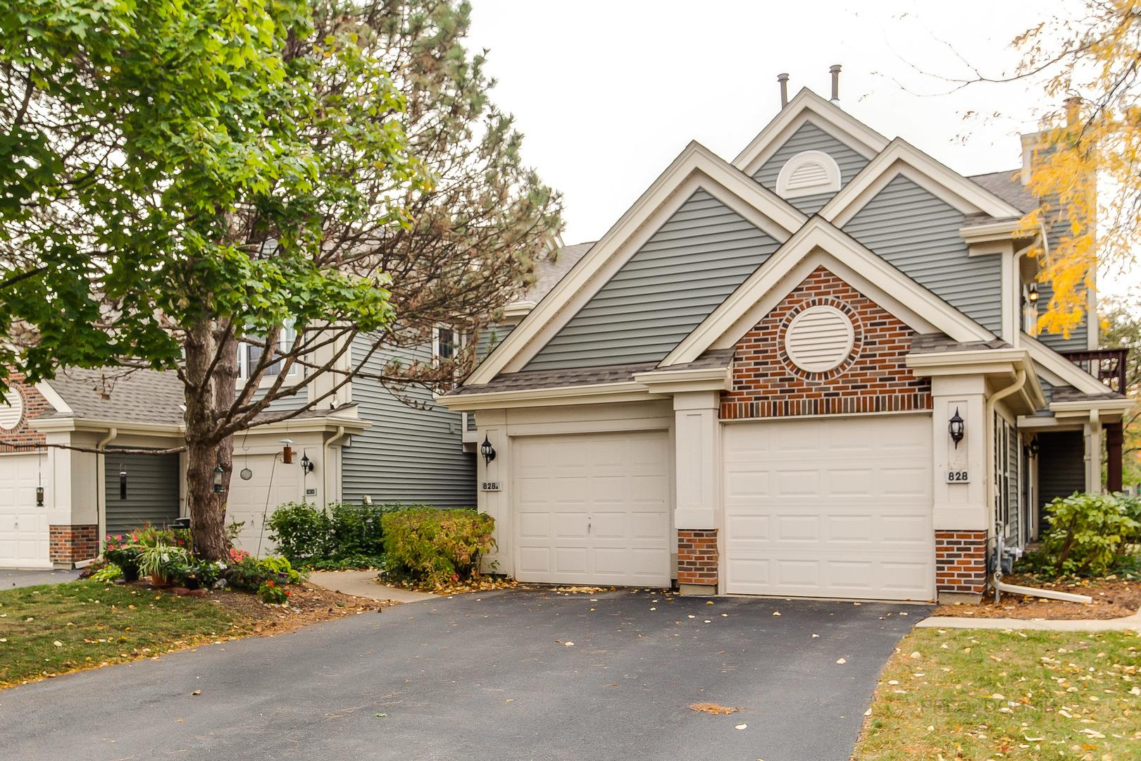 828 Spring Creek Court #A, Elk Grove Village, IL 60007 - #: 10932718
