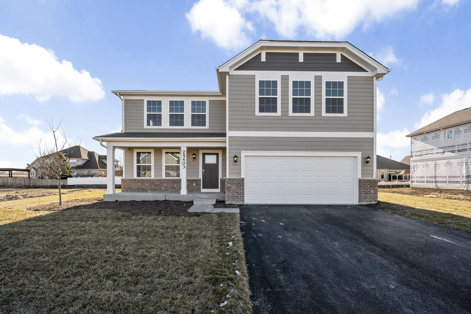 25509 W Ryan Lane, Plainfield, IL 60586 - #: 10912722