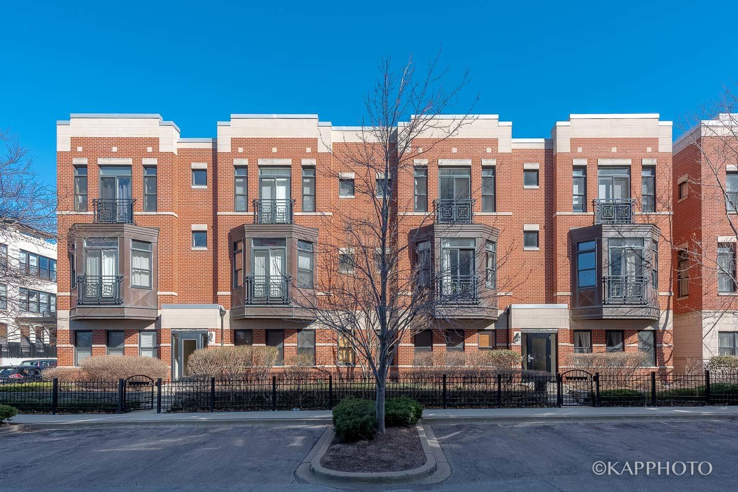 944 W 15th Place #3A, Chicago, IL 60608 - #: 11061722