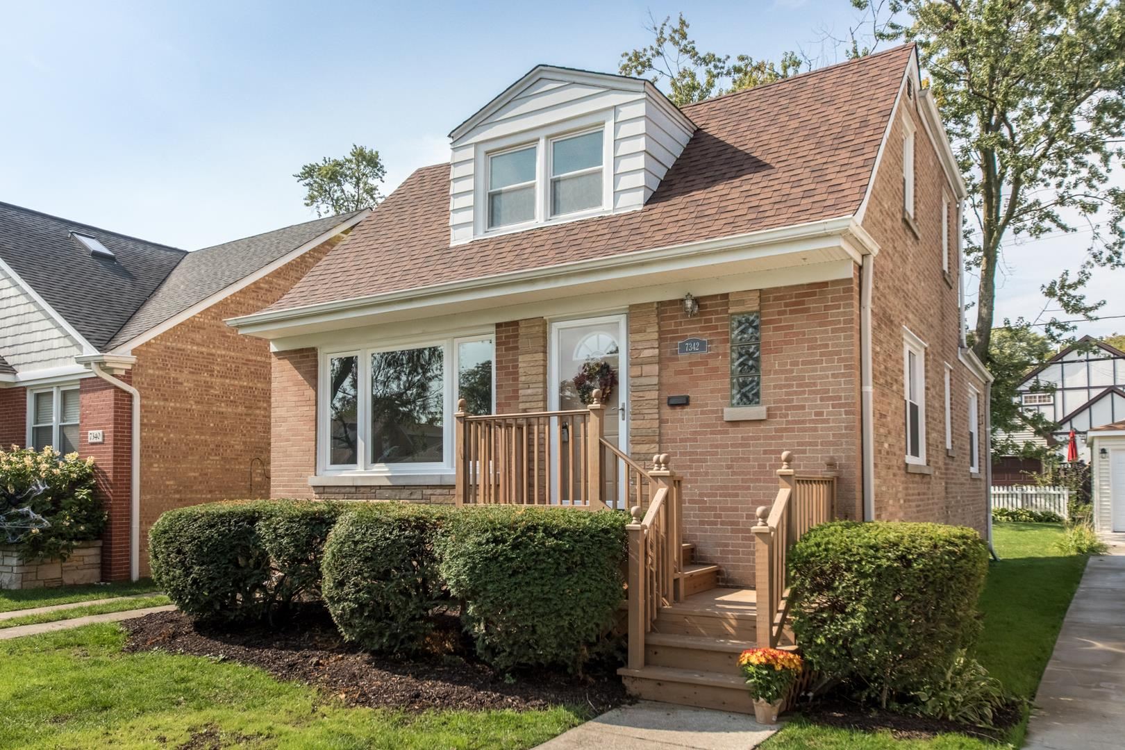 7342 N Odell Avenue, Chicago, IL 60631 - #: 11159722