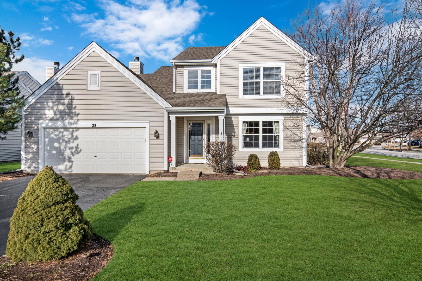 25 Stratford Court, South Elgin, IL 60177 - #: 10958723