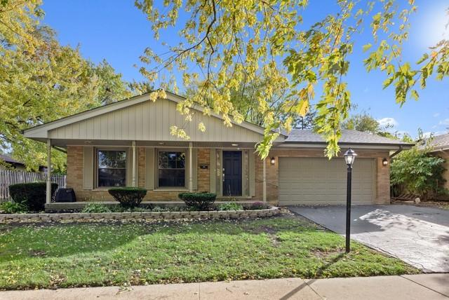 1215 Thomas Street, Homewood, IL 60430 - #: 10555724