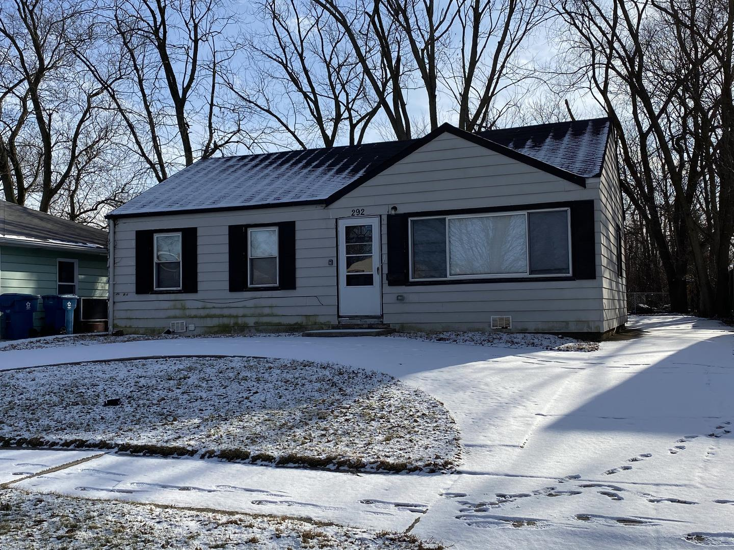 292 W 17th Street, Chicago Heights, IL 60411 - #: 10596724