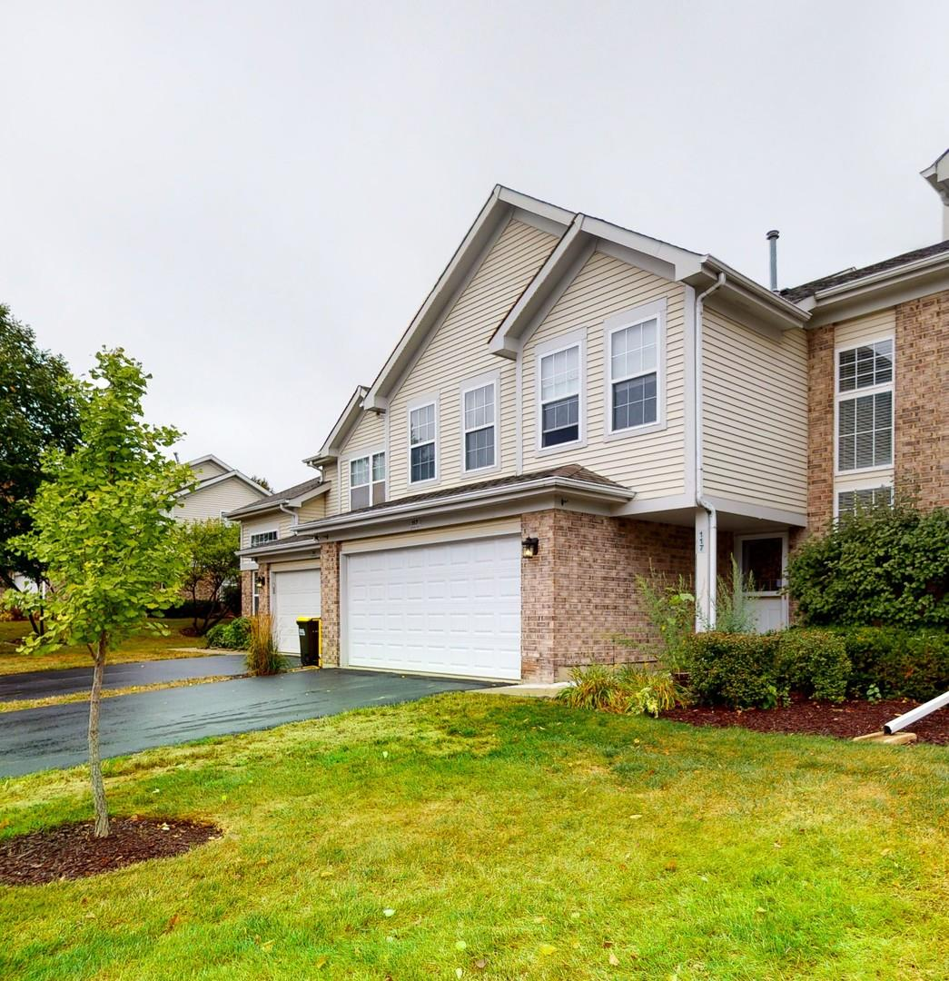 117 Cambrian Court, Roselle, IL 60172 - #: 10846724
