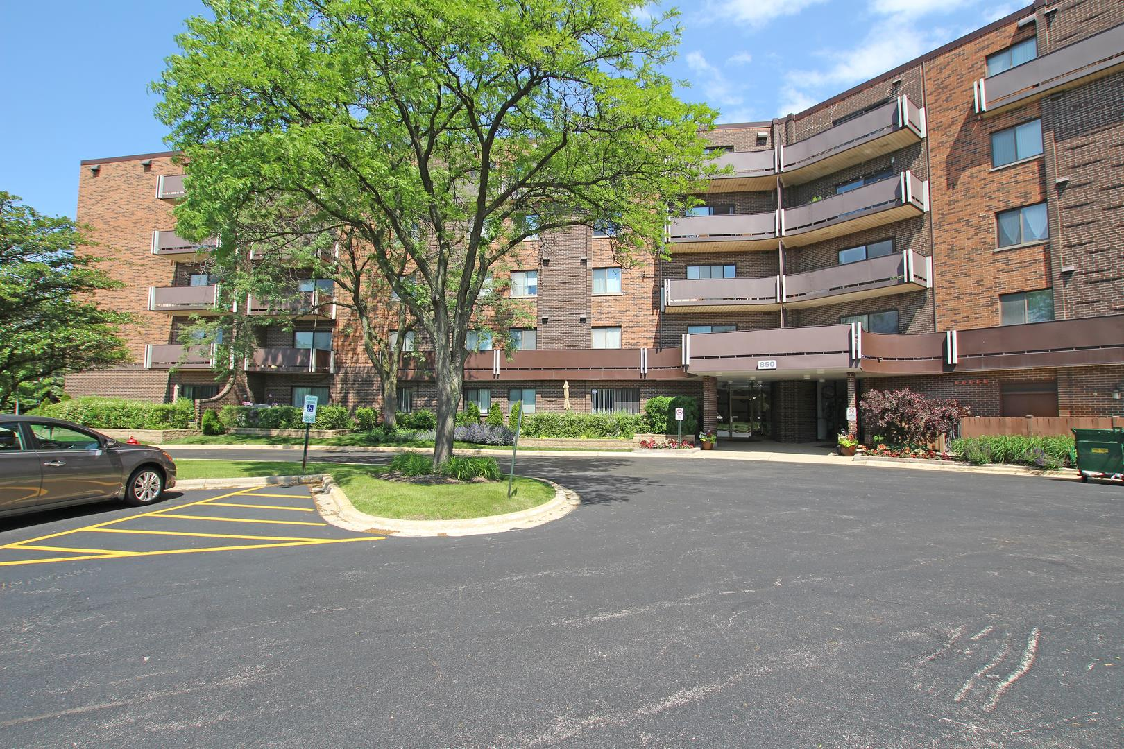850 Wellington Avenue UNIT 308, Elk Grove Village, IL 60007 - #: 10418725