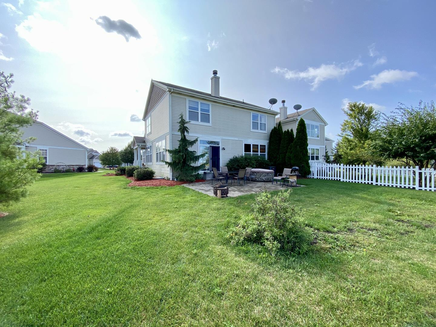 2983 Strauss Court, Woodstock, IL 60098 - #: 10858725