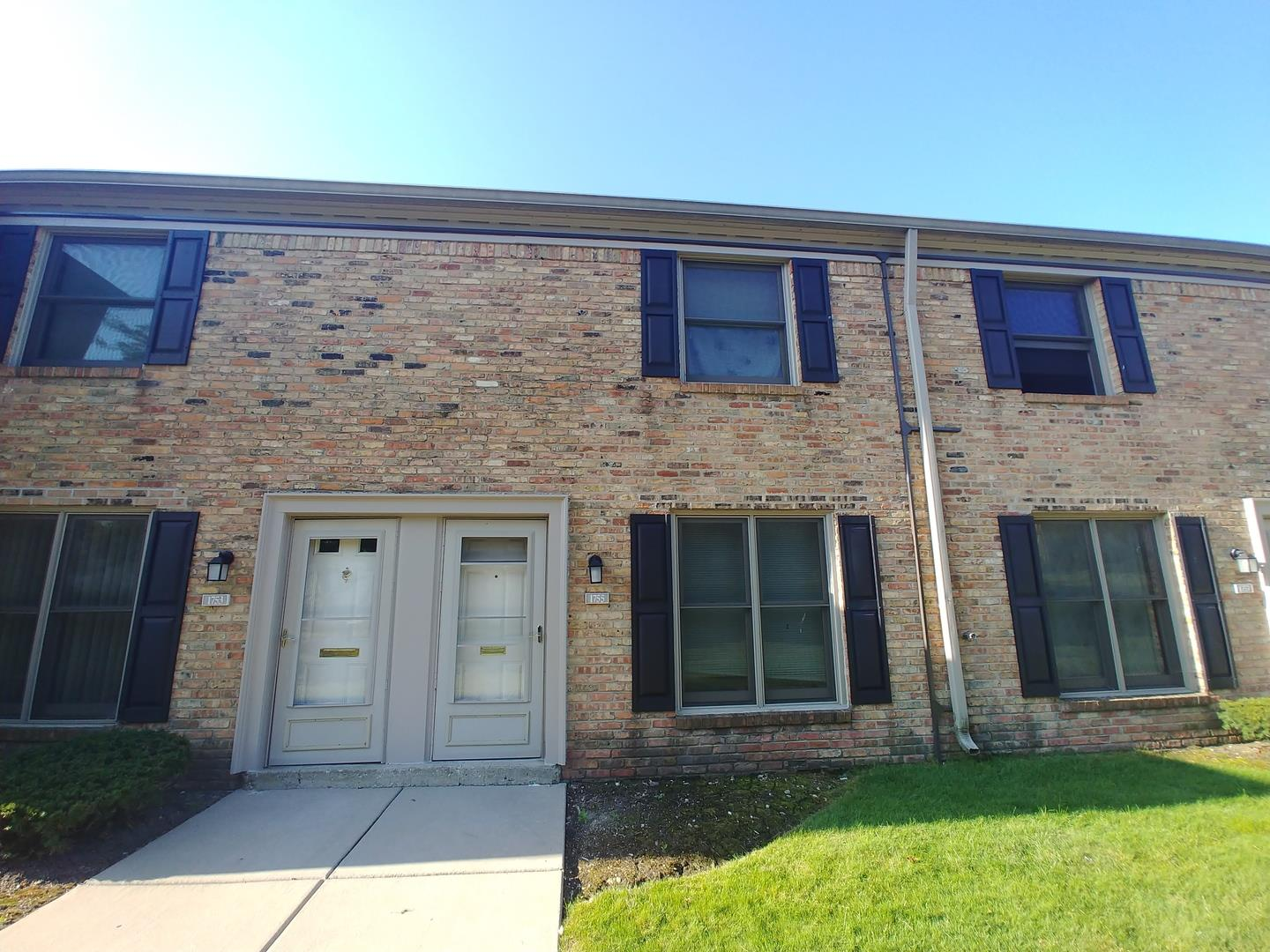 1755 Bristol Walk #1755, Hoffman Estates, IL 60195 - #: 10863725