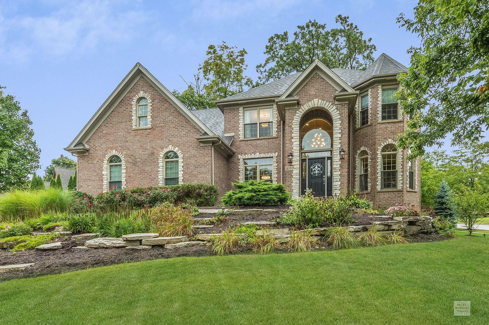 3010 Majestic Oaks Lane, Saint Charles, IL 60174 - #: 10880725