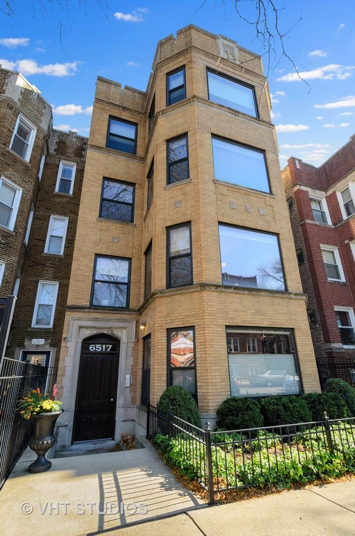 6517 N ASHLAND Avenue #3, Chicago, IL 60626 - #: 10940725