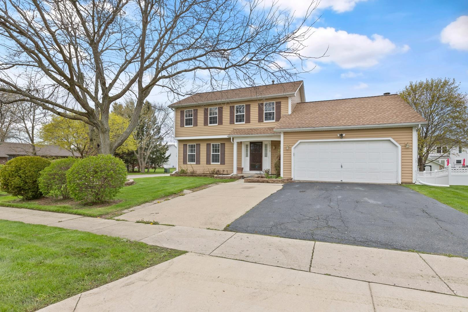 338 Hancock Avenue, South Elgin, IL 60177 - #: 10705728