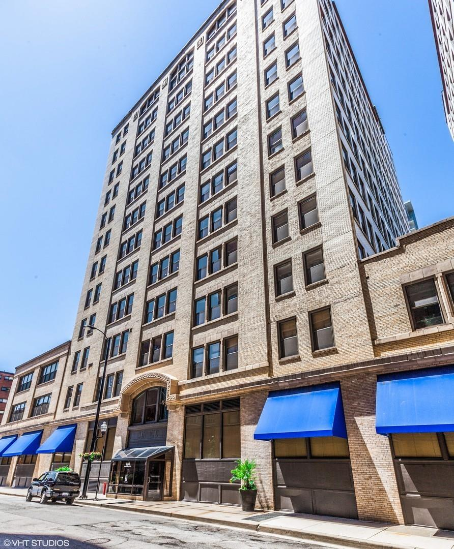 780 S Federal Street #606, Chicago, IL 60605 - #: 10950728