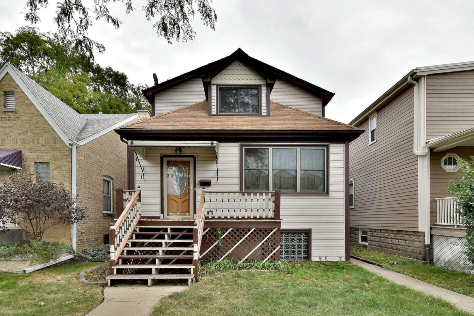 4585 N Mulligan Avenue, Chicago, IL 60630 - #: 10891729
