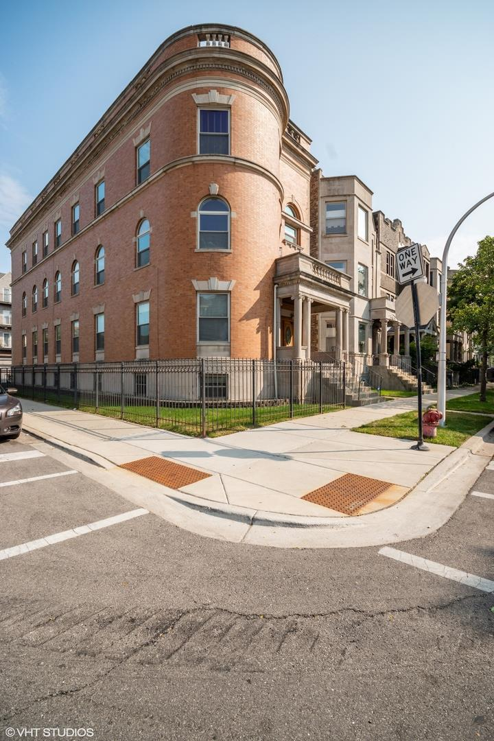 4801 S Forrestville Avenue #3, Chicago, IL 60615 - #: 10880730