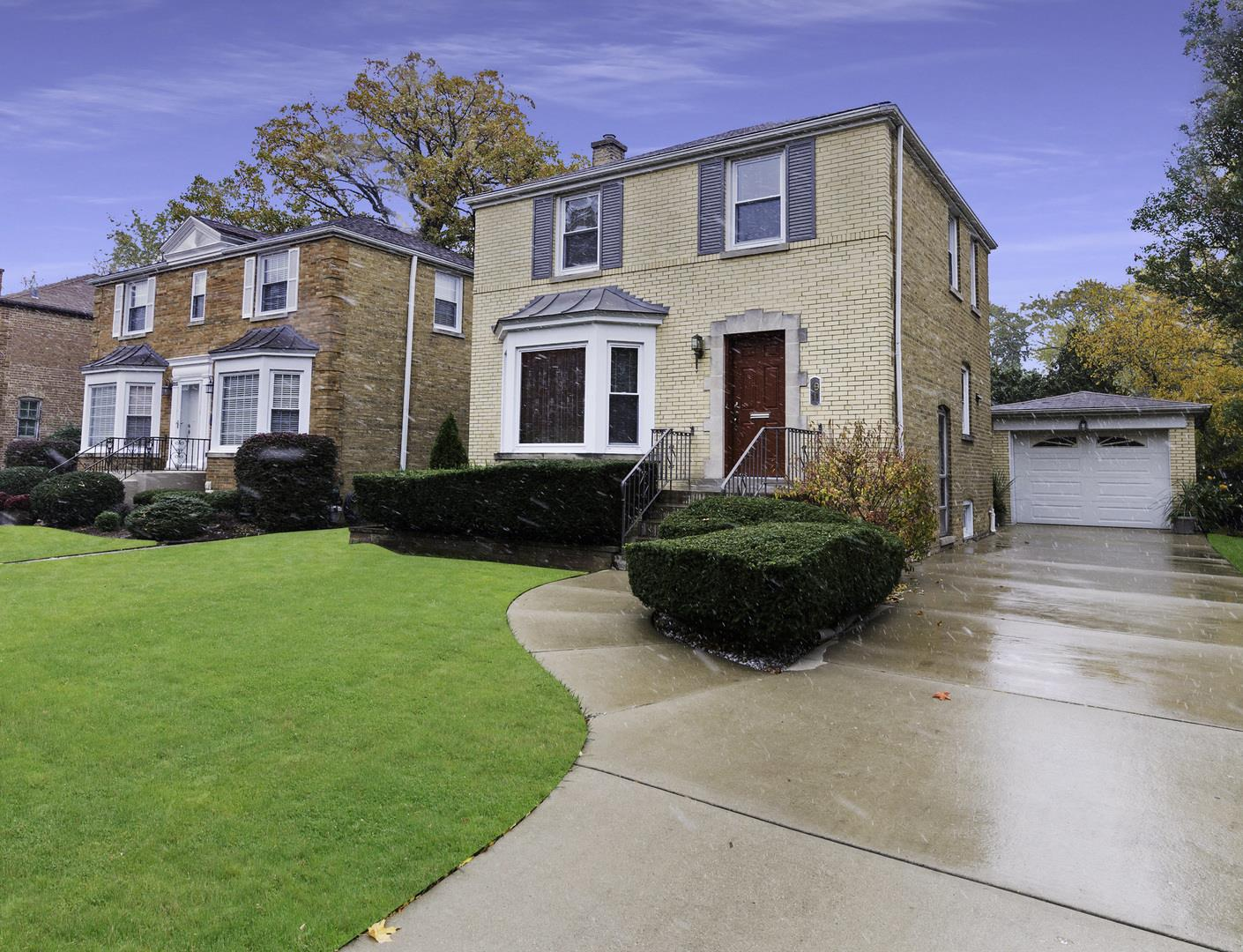 1911 N 76th Court, Elmwood Park, IL 60707 - #: 10917730