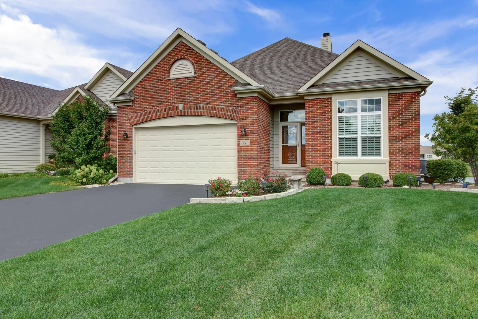 6 Austrian Court, Lake in the Hills, IL 60156 - #: 10719731