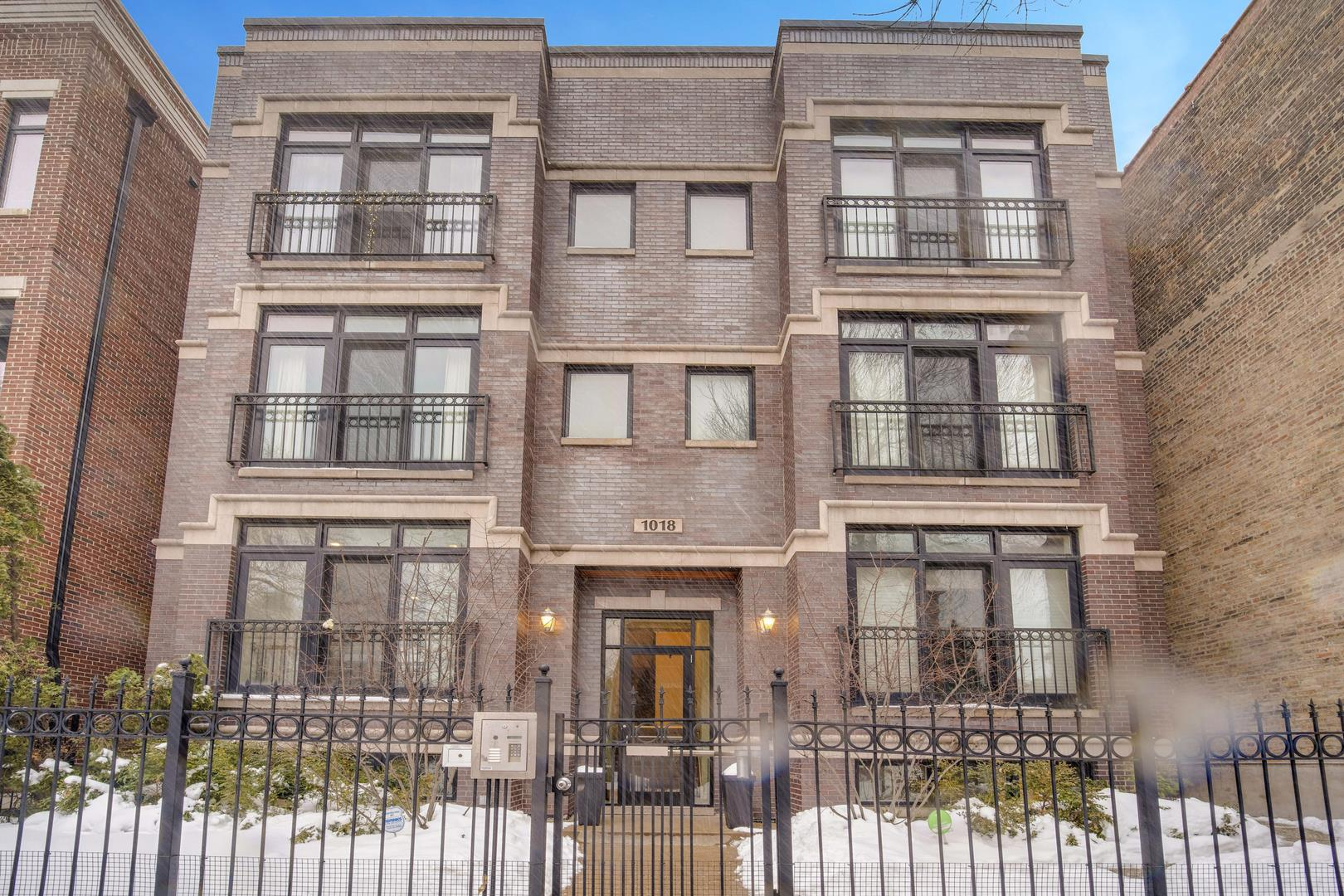 1018 S May Street #2S, Chicago, IL 60607 - #: 10989731