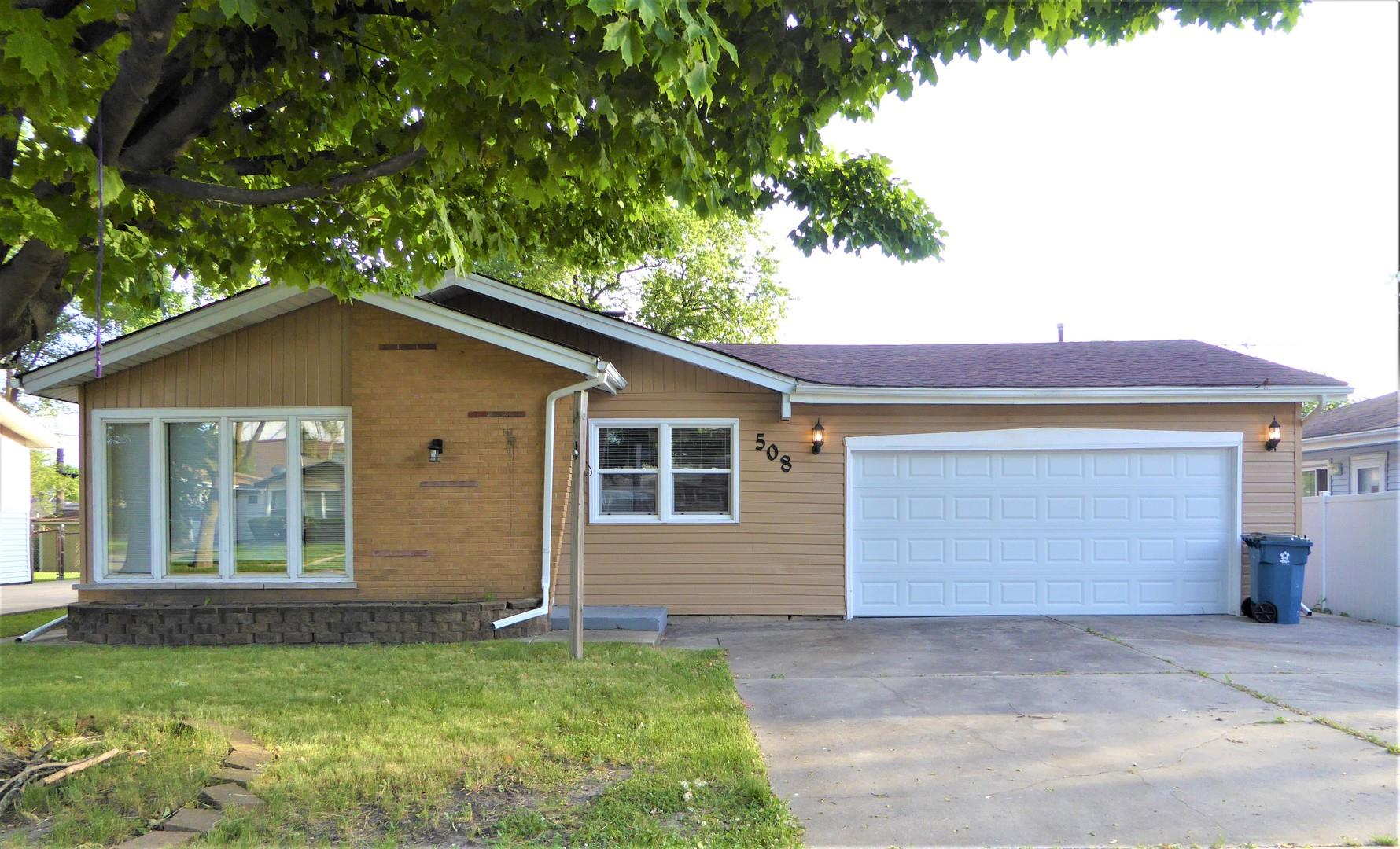 508 W Linda Lane, Addison, IL 60101 - #: 10742732