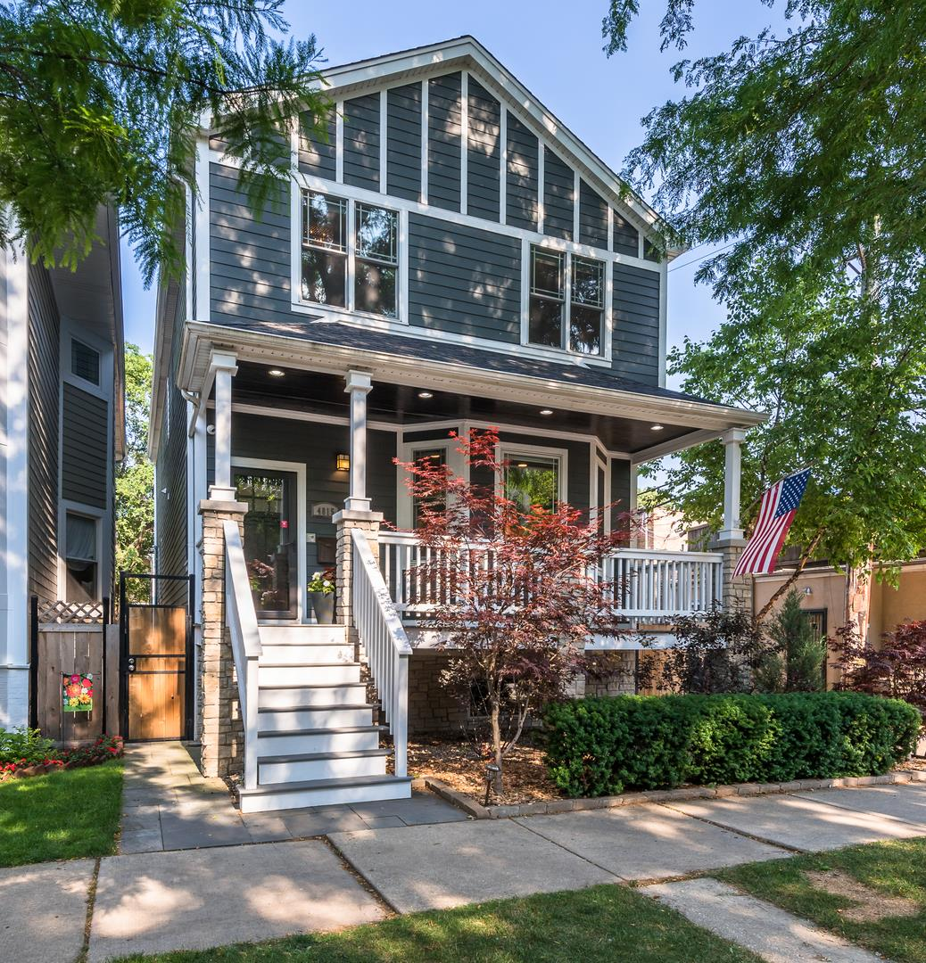 4815 N Hamilton Avenue, Chicago, IL 60625 - #: 10825732