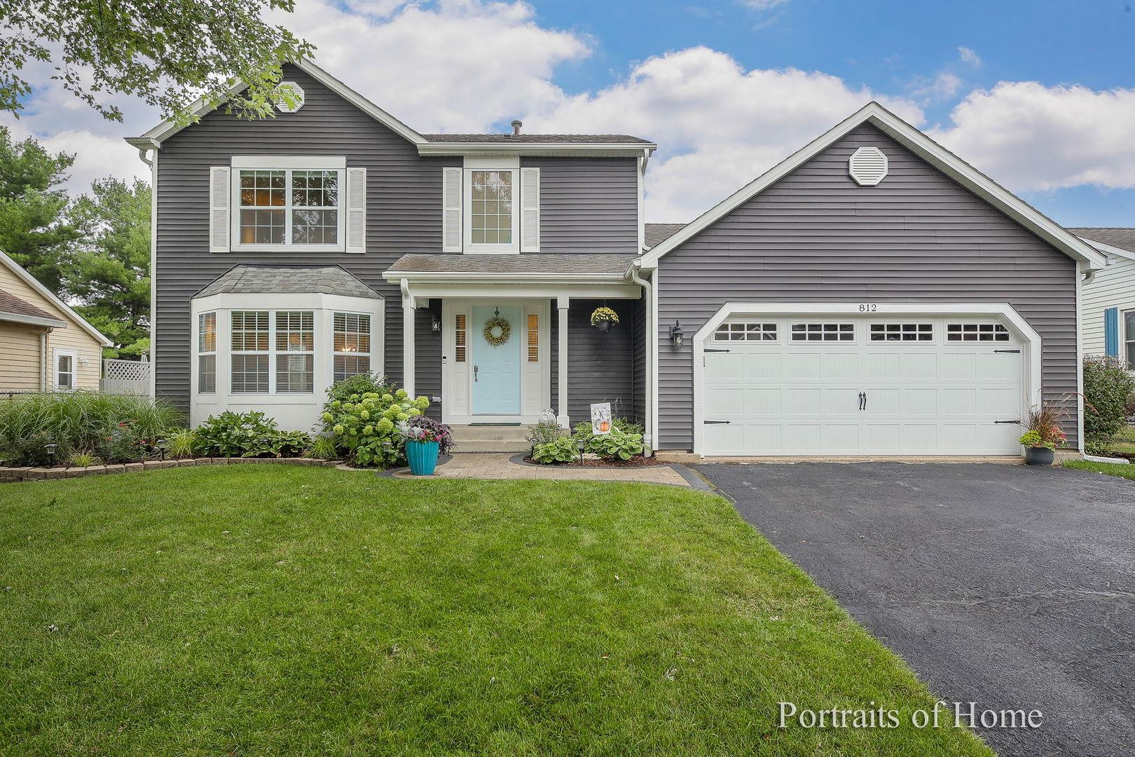 812 Brentwood Drive, Cary, IL 60013 - #: 10854734