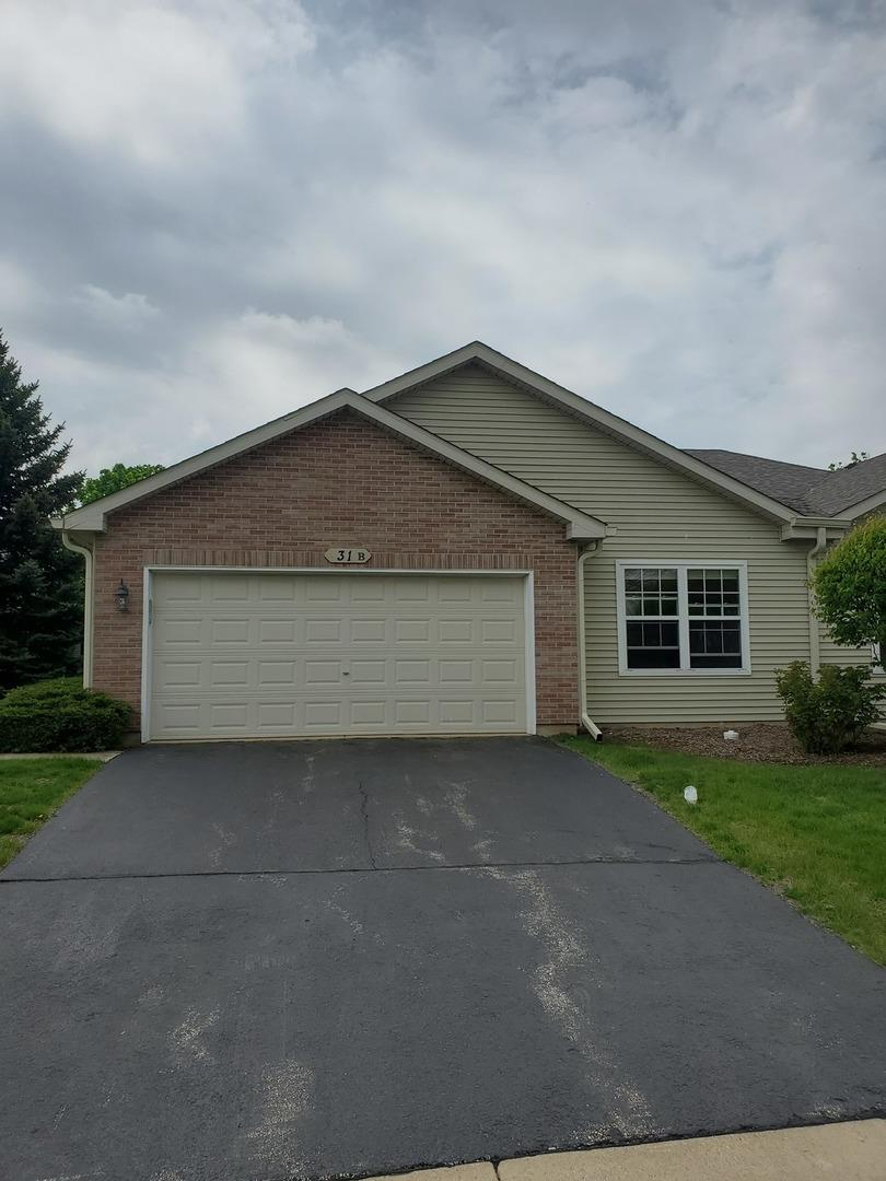 31 Rolling Oaks Road #B, Sugar Grove, IL 60554 - #: 11079734
