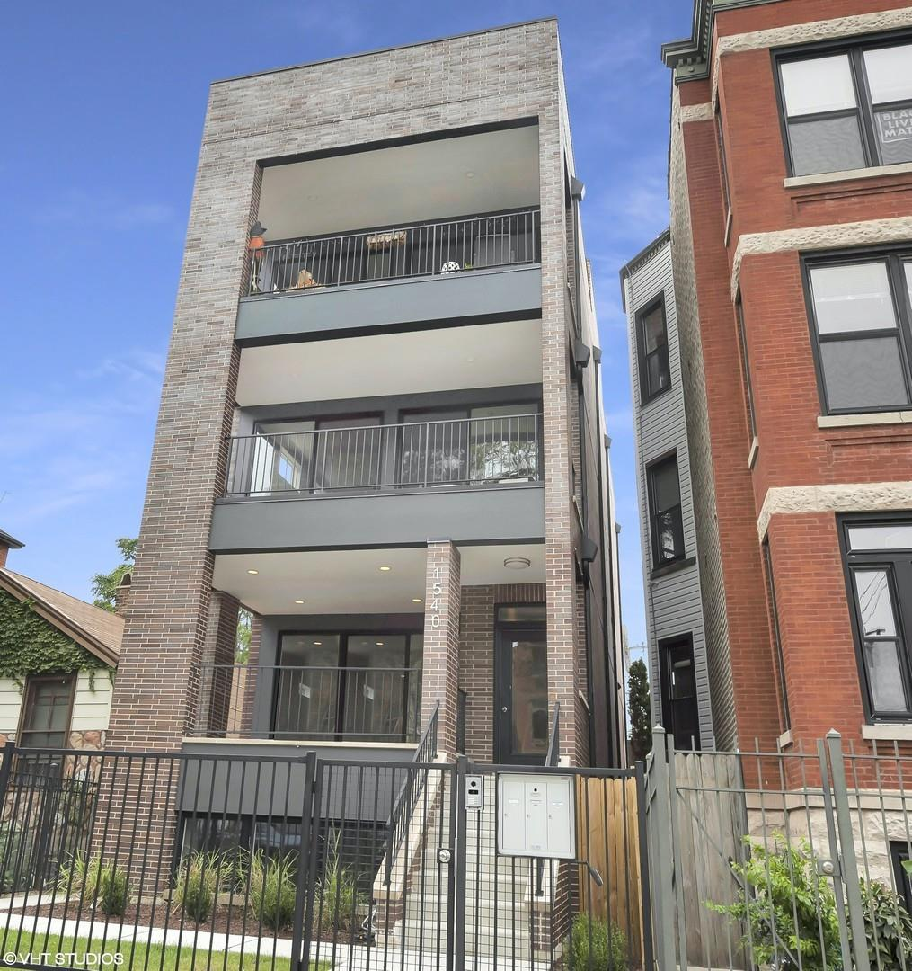 1540 N Campbell Avenue #1, Chicago, IL 60622 - #: 10928736