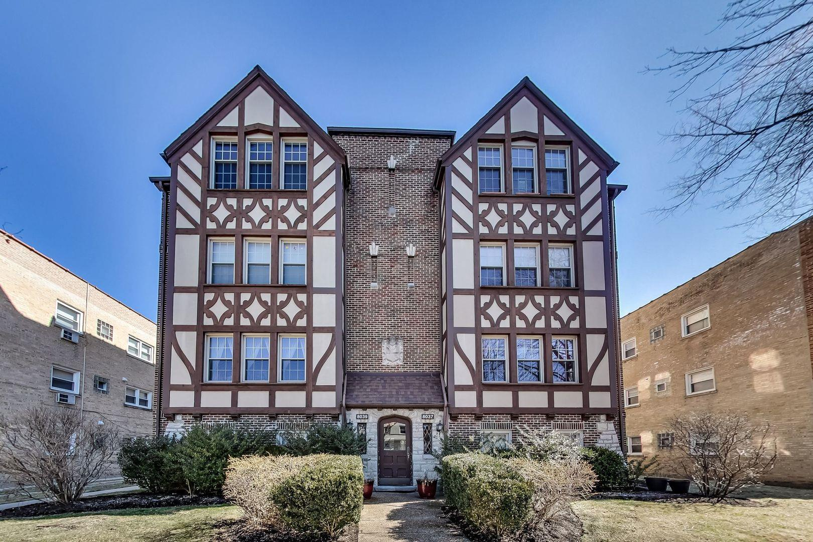 8037 Kenton Avenue #1S, Skokie, IL 60076 - #: 11020736