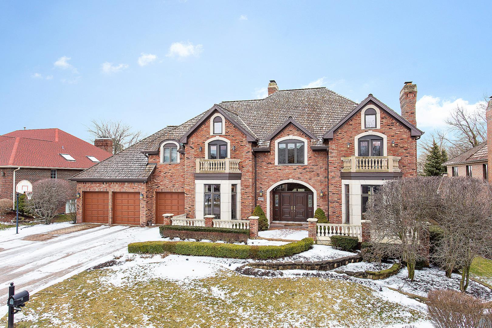10603 Misty Hill Road, Orland Park, IL 60462 - #: 11042737