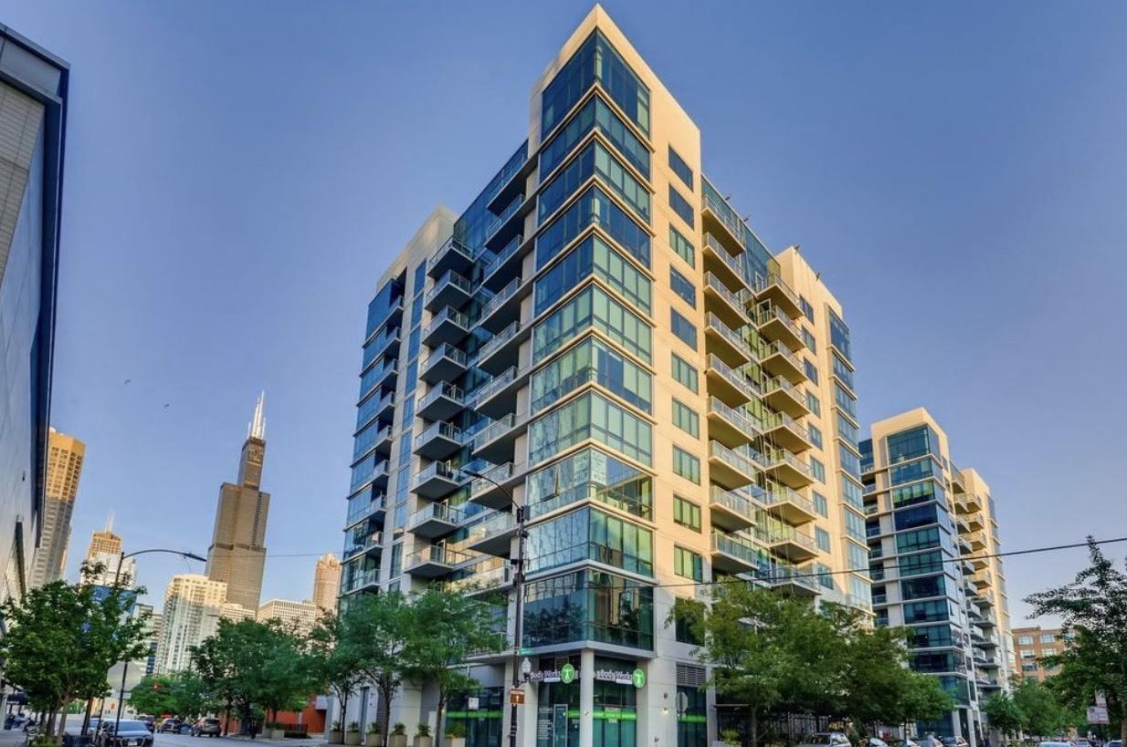 123 S Green Street #602B, Chicago, IL 60607 - #: 11062737