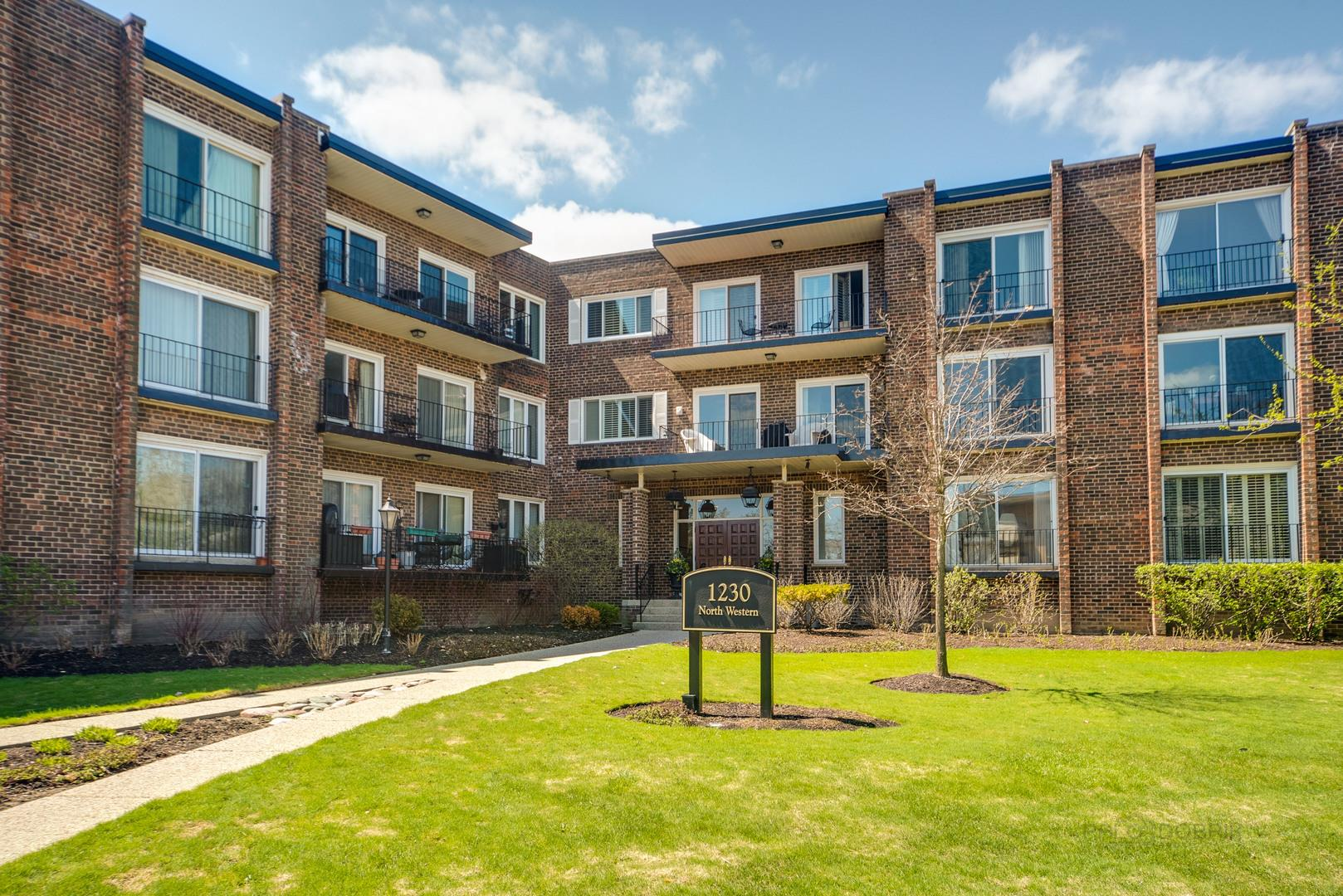 1230 N Western Avenue #201, Lake Forest, IL 60045 - #: 11055739
