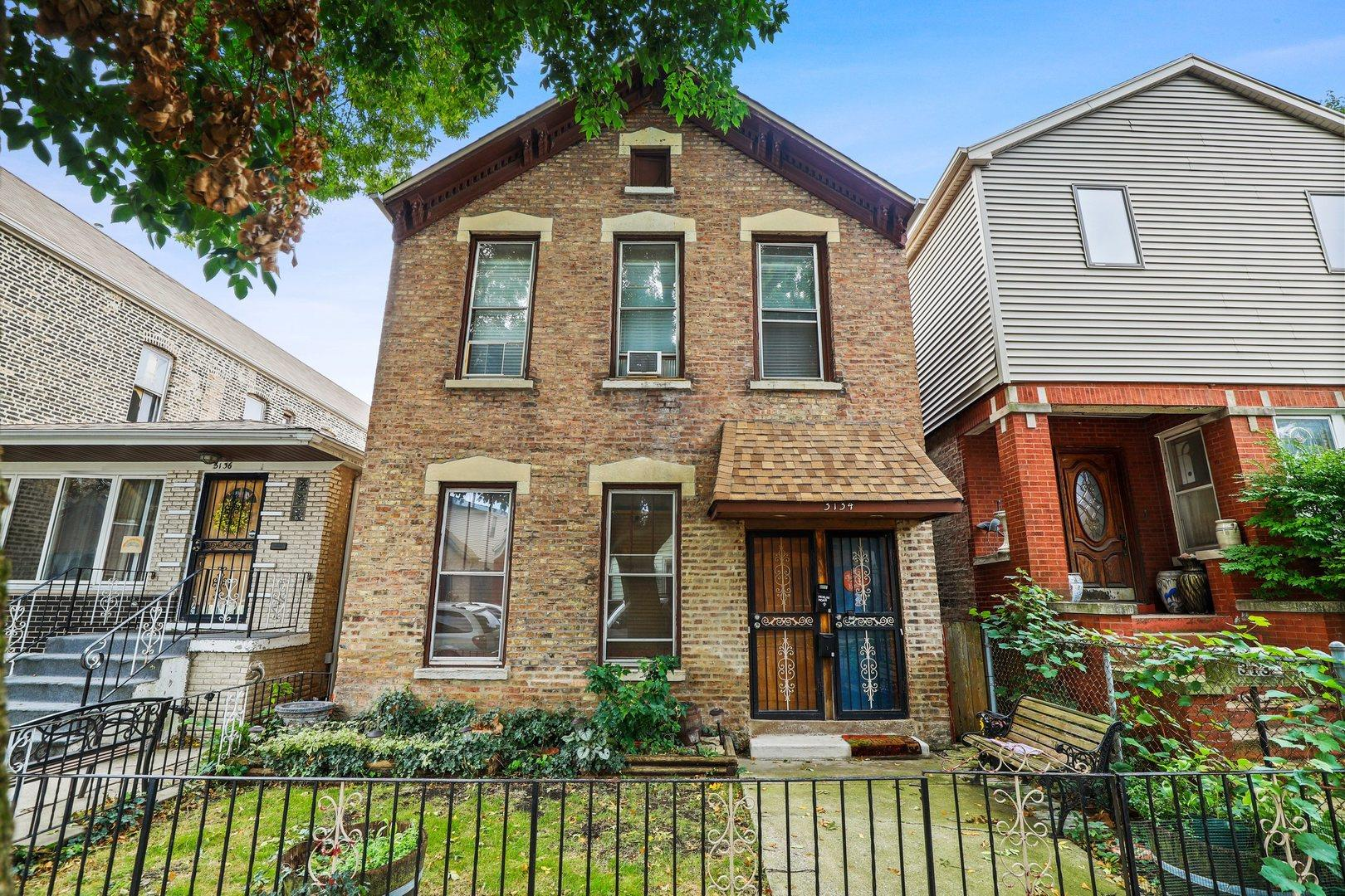 3134 S May Street, Chicago, IL 60608 - #: 10879741