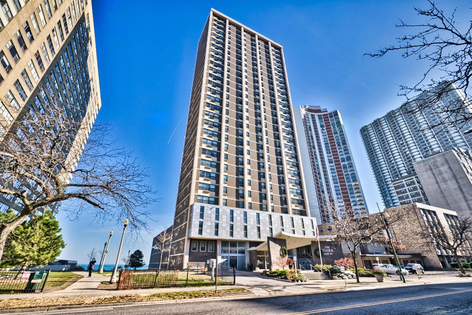 6147 N SHERIDAN Road #6C, Chicago, IL 60660 - #: 10954742